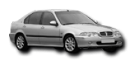 Rover 45, 400, MG ZS